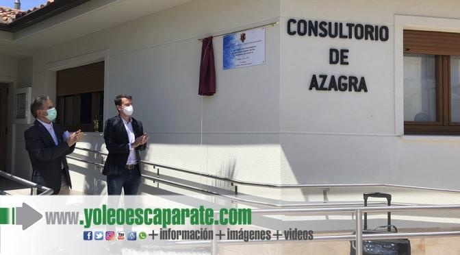 Reforma, ampliación y nuevo equipamiento para el consultorio de Azagra