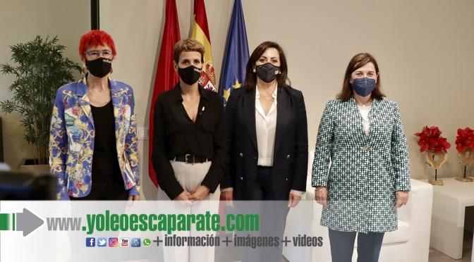 Firma del convenio sanitario entre La Rioja y Navarra