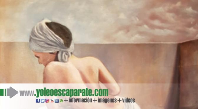 La calagurritana Maru Rivero exhibe sus pinturas realizadas en su mayoría durante el confinamiento
