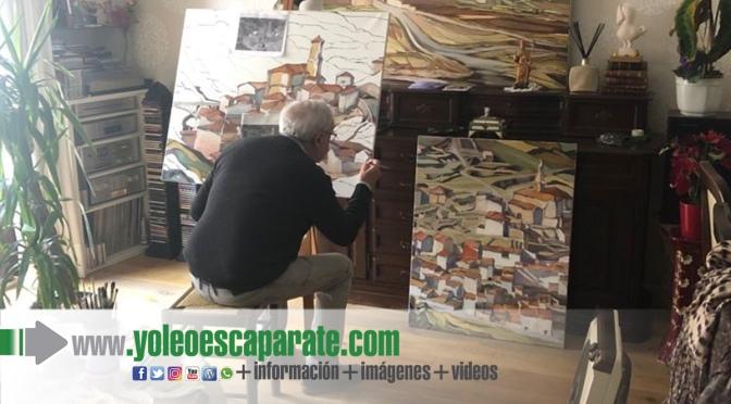 El alfareño Rafael Ruiz de la Torre inaugura exposición mañana