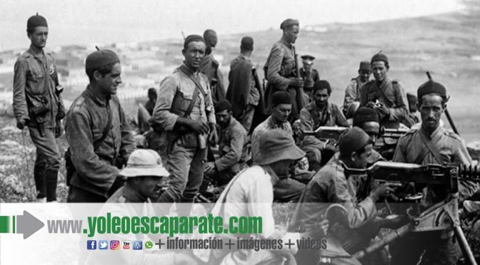 """Conferencia """"Morir en África. Cien años del Desastre de Annual"""