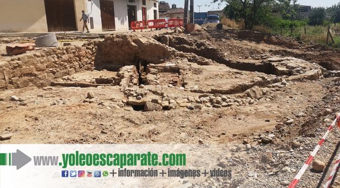 Visita y charla in situ en los restos del puente de piedra de Calahorra