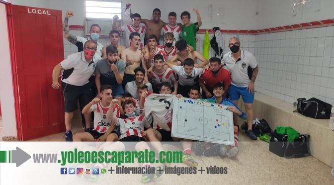 El Club Atlético Ríver Ebro gana en casa al Varea por 3-2