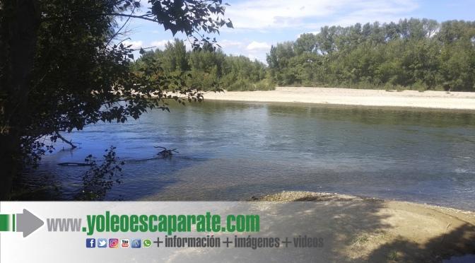 Ruta Camino Natural del Ebro GR 99 descubriendo su paso por ALFARO