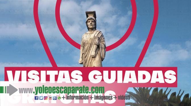 Visitas turísticas en Calahorra para los meses de junio, julio, agosto y septiembre