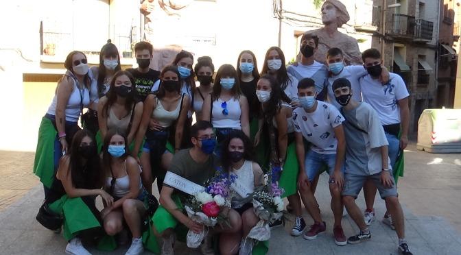 """Las fiestas de la juventud de Autol se celebran con """"total normalidad"""" y siguiendo la normativa vigente"""