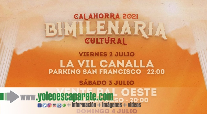 Hoy comienza el programa Bimilenaria Cultural 2021