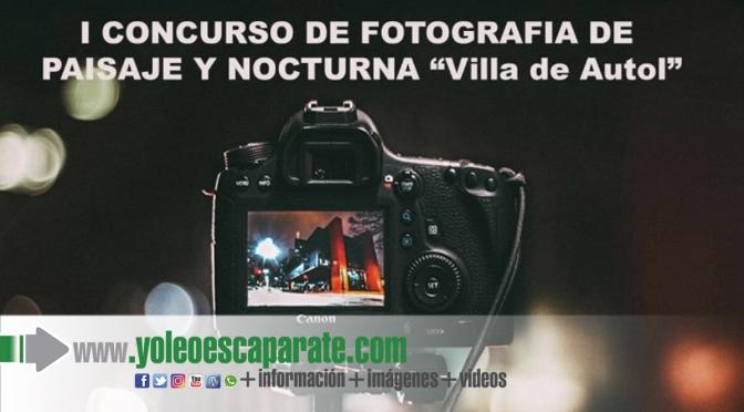 """I Concurso de fotografía de paisaje y nocturna """"Villa de Autol"""""""