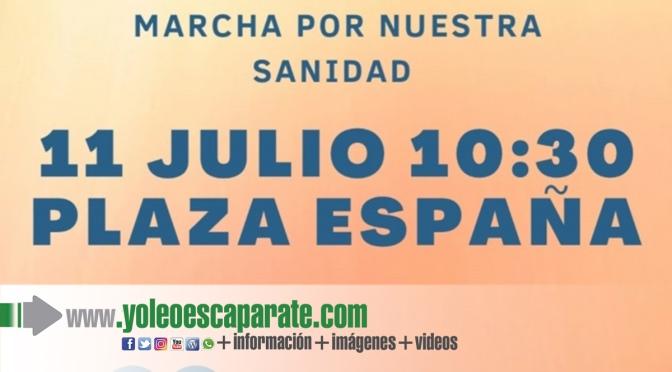 """El domingo  """"Marcha por nuestra sanidad"""" en Alfaro"""