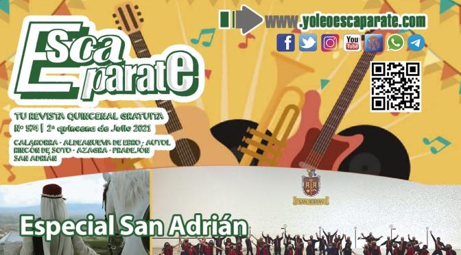 Especial San Adrián en Escaparate 2ª Quincena de Julio