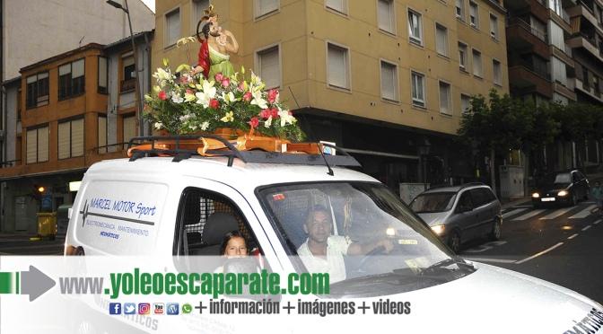 Celebración de la festividad de San Cristóbal este fin de semana en Calahorra