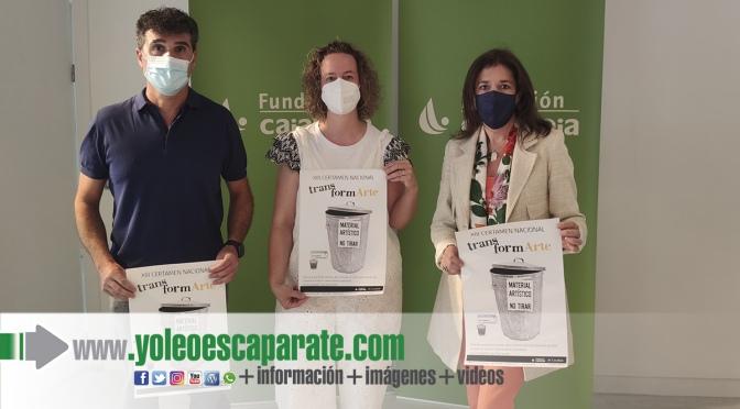 CaixaBank y Fundación Caja Rioja convocan en Arnedo la XIII edición de 'TransformARTE'