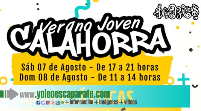 El Verano Joven en  agosto en Calahorra