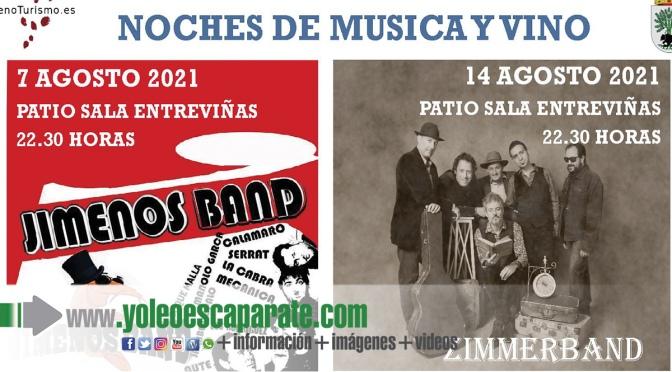 Noches de músicay vino en Aldeanueva de Ebro