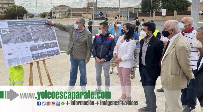 La construcción de la glorieta, la nueva estación de autobuses, la reforma de la casa consistorial y la nueva escuela infantil demandas que se van a llevar a cabo en Aldeanueva de Ebro