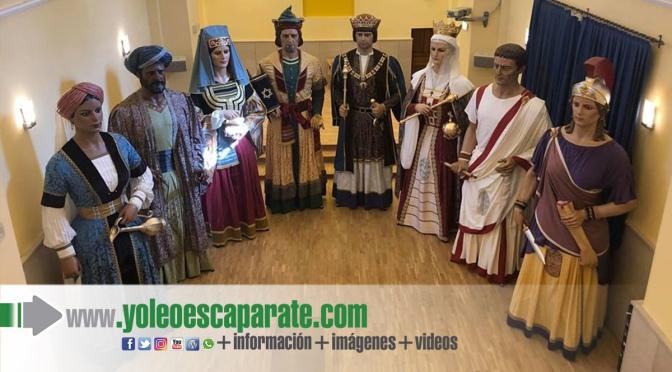 Los gigantes de Calahorra danzarÁn los días  7 y 14 de agosto en Calahorra