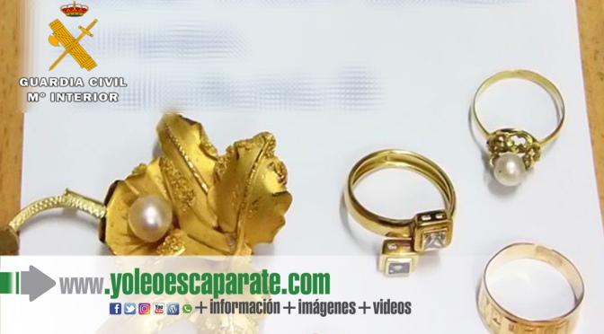 Robo de joyas valoradas en más de 28.000 euros en Calahorra