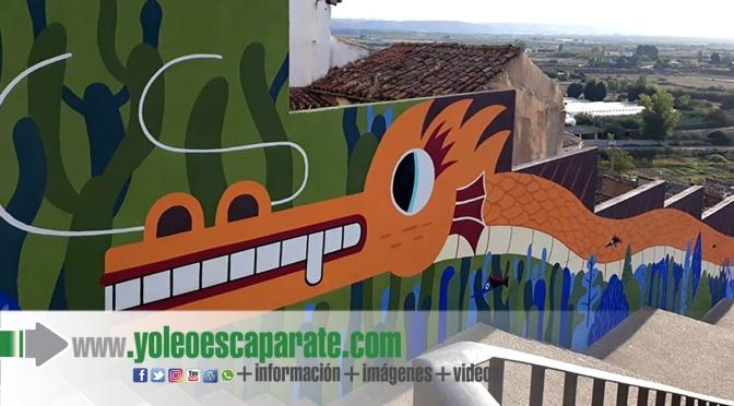 La calle Portillo de la Plaza tendrá un nuevo mural realizado por el artista riojano Jorge Ochagavía