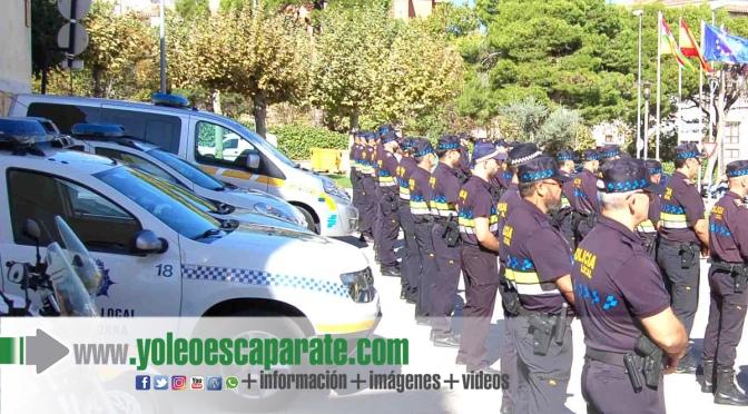 Actuaciones de la Policía Local durante la primera semana de agosto