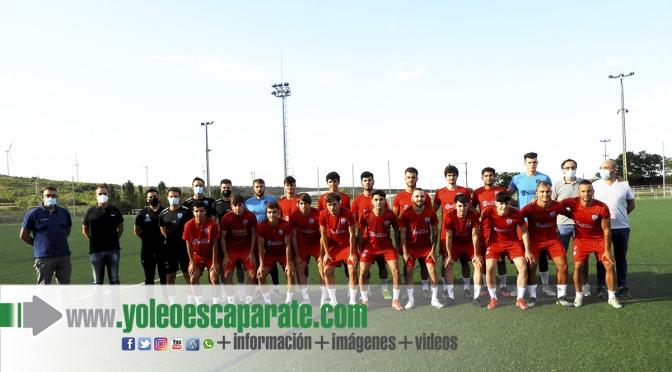 presentada la plantilla y cuerpo técnico del equipo de 3ªRFEF del CD Calahorra