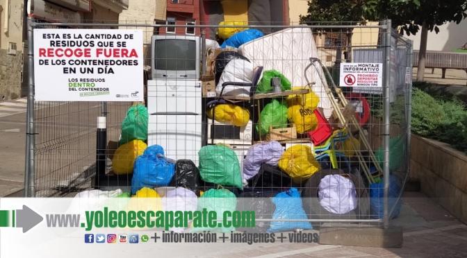 Campaña de Concienciación del Consorcio de Aguas y Residuos en Pradejón
