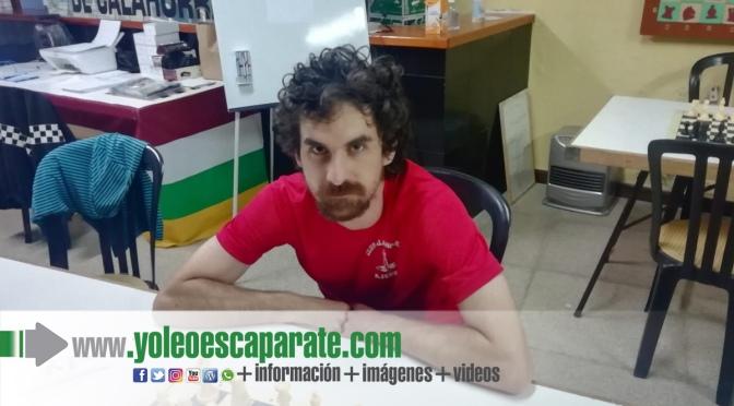 Alberto Jaime Tamayo al frente del Club Calahorrano de ajedrez