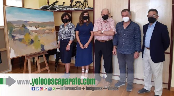 """Vicent Pelegero Agustí gana el XXV Certamen Nacional de Pintura """"Ciudad de Calahorra"""""""