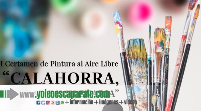 """I Certamen de Pintura Rápida al Aire Libre """"Calahorra, Ciudad Bimilenaria"""""""