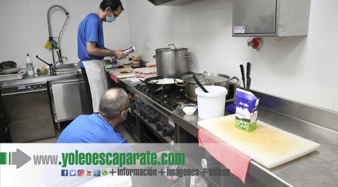 Más de 2.000 servicios cubiertos por el comedor social de Calahorra en sus cuatro meses de funcionamiento