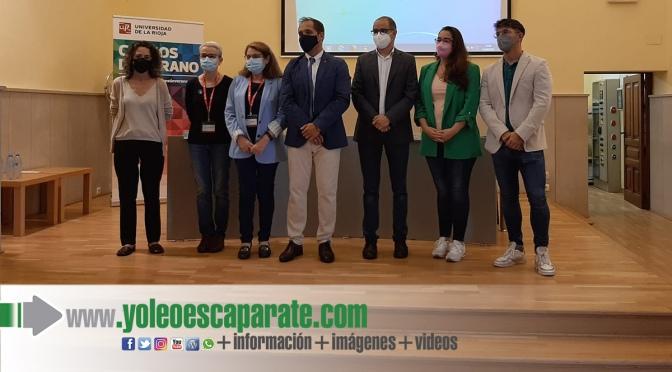 Ayer comenzó 'Mujeres en la ciencia', el XV Curso de Verano 'Ciudad de Calahorra'