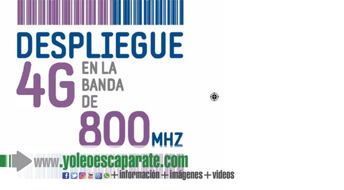 Hasta el 30 de septiembre se puede reclamar sobre las incidencias de la instalación 4G en Calahorra