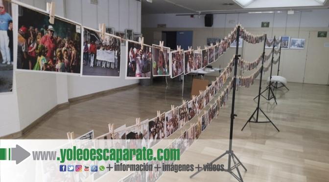 El Centro Fundación Caja Rioja Calahorra exhibe la exposición fotográfica 'Por mucho que pase el tiempo'