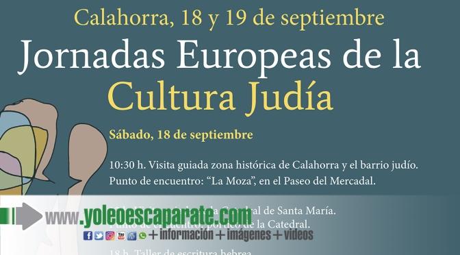 Las Jornadas Europeas de la Cultura Judía se celebrarán los próximos 18 y 19 de septiembre