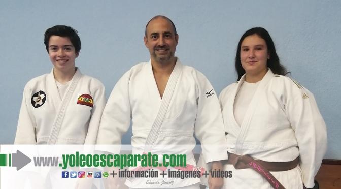 Nuevos cinturones negro del Judo Calahorra-Agrupación Deportiva Teresiana