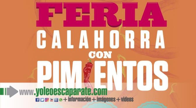 """El próximo fin de semana 25 y 26 de septiembre VII Feria """"Calahorra con pimientos"""""""