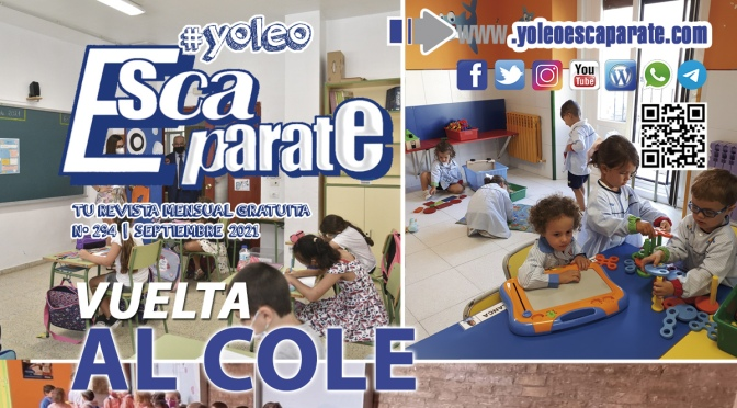📰 Escaparate Alfaro Septiembre 🔵 Vuelta al cole | INTERACTIVA 🆕