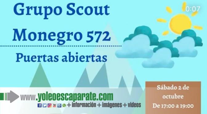 Nueva ronda en camino del Grupo Scout Monegro de Alfaro