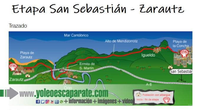 La Asociación de Peregrinos del Señor Santiago de Galicia Calahorra organiza una nueva etapa del Camino del Norte