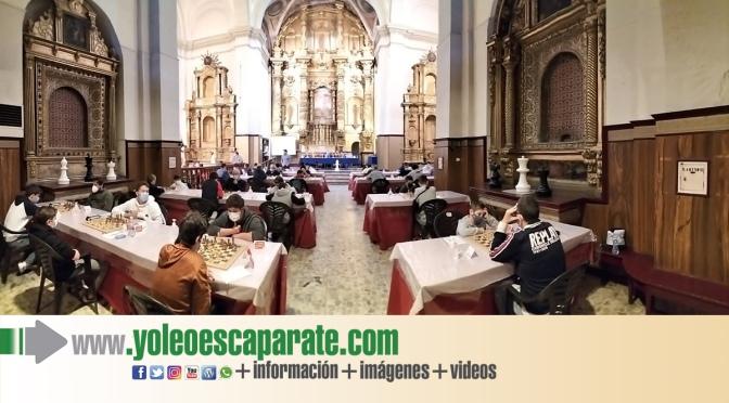 X Open internacional de ajedrez ciudad de Alfaro Trofeo Cigüeña de Plata