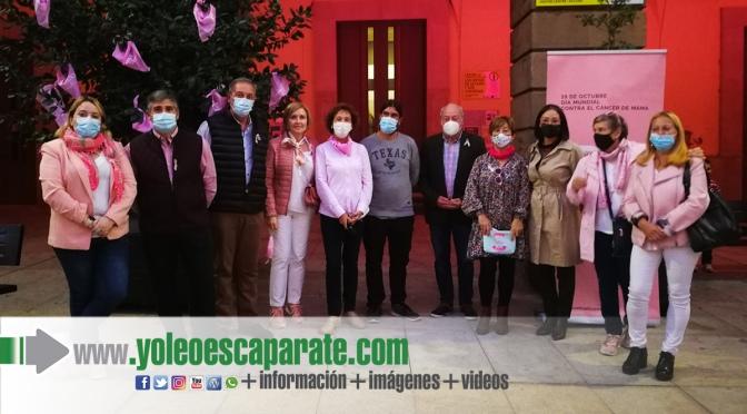 Celebración del Día contra el cáncer de mama en Alfaro