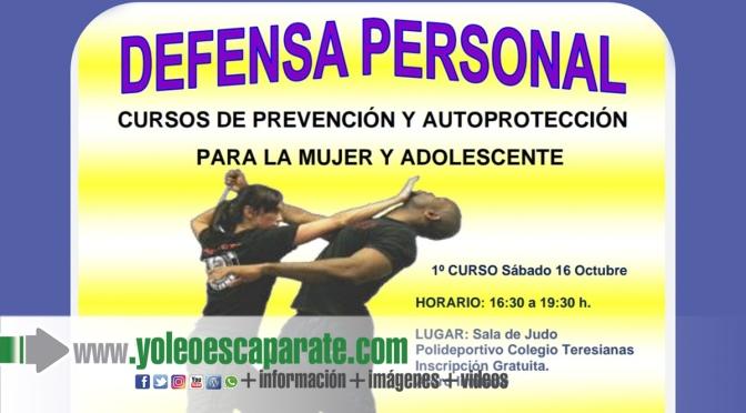 Curso Gratuito de Defensa Personal en Calahorra