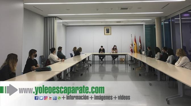 13 trabajadores se incorporaran en el Ayuntamiento de Calahorra a partir de este mes de octubre
