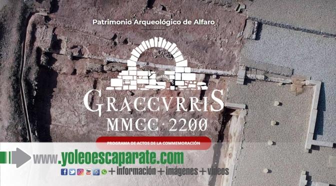 Graccurris tiene nueva web con motivo del 2200 aniversario de su fundación
