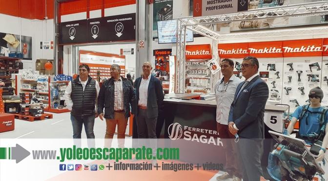 Reinaguración de las instalaciones de Grupo Sagar