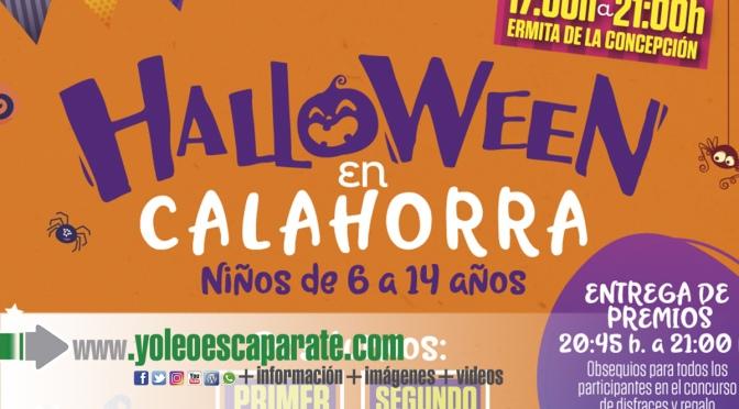Una bruja y el duende Vicente amenizarán las actividades por Halloween en la Ermita de la Concepción