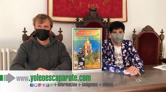 """El 30 de octubre se disputará el I Duatlón Cross Calahorra """"Ciudad de la verdura"""""""
