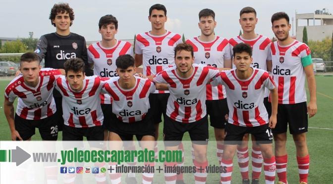 El Club Atlético Ríver Ebro gana en casa al Comillas