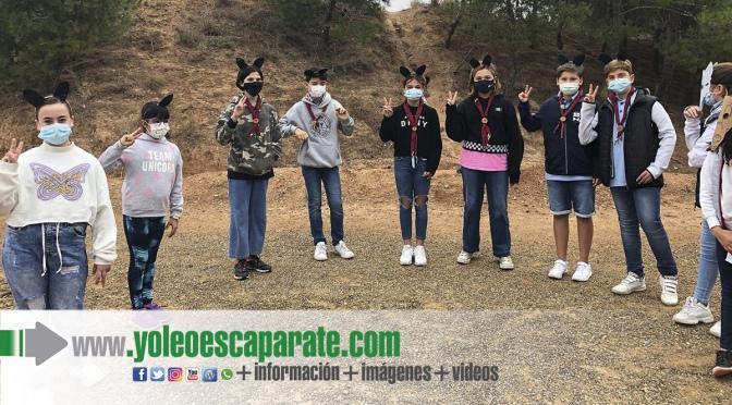 Nueva ronda solar del Grupo Scout Monegro de Alfaro