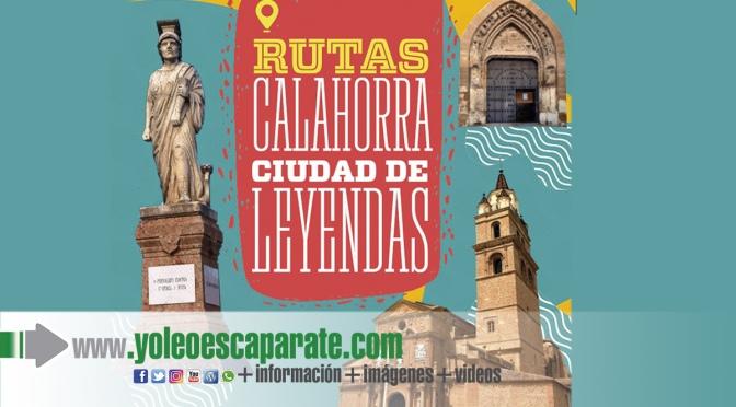 Rutas tematizadas en otoño sobre las leyendas de Calahorra